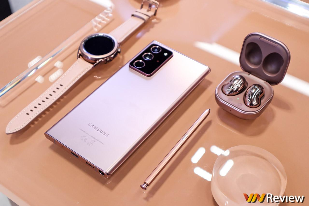 Đánh giá Samsung Galaxy Note 20 Ultra 5G