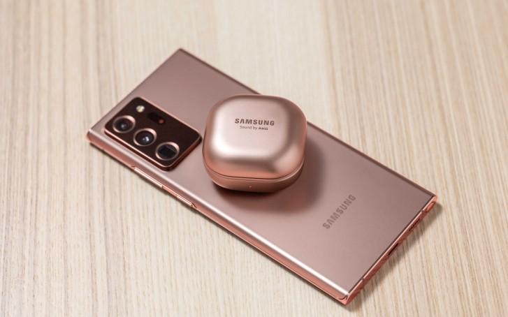 Samsung ra mắt tai nghe true wireless Galaxy Buds Live: hình dạng quả đậu, có chống ồn chủ động