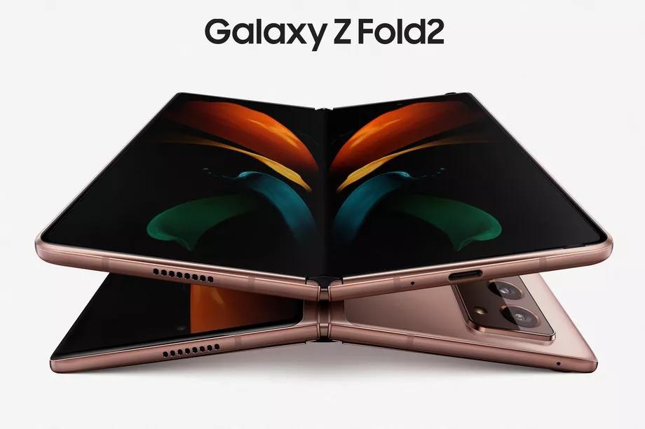 Samsung tiết lộ thông tin Galaxy Z Fold 2: màn hình lớn hơn và camera tốt hơn