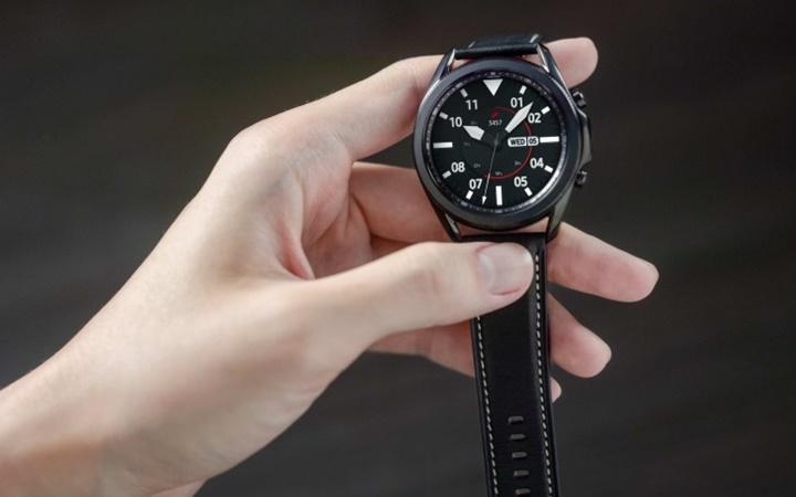 Samsung Galaxy Watch3 ra mắt với tính năng đo nồng độ oxy trong máu