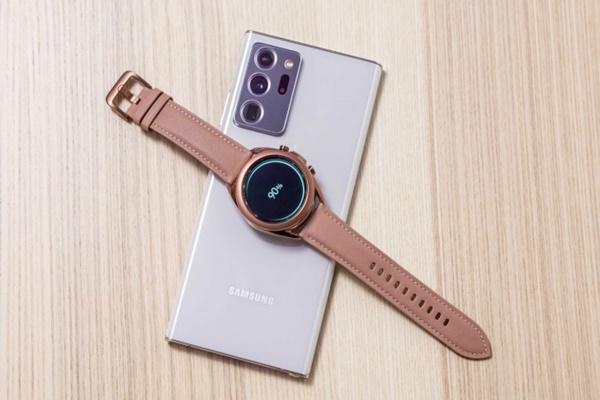 Samsung Galaxy Watch3 có thể đo nồng độ oxy trong máu