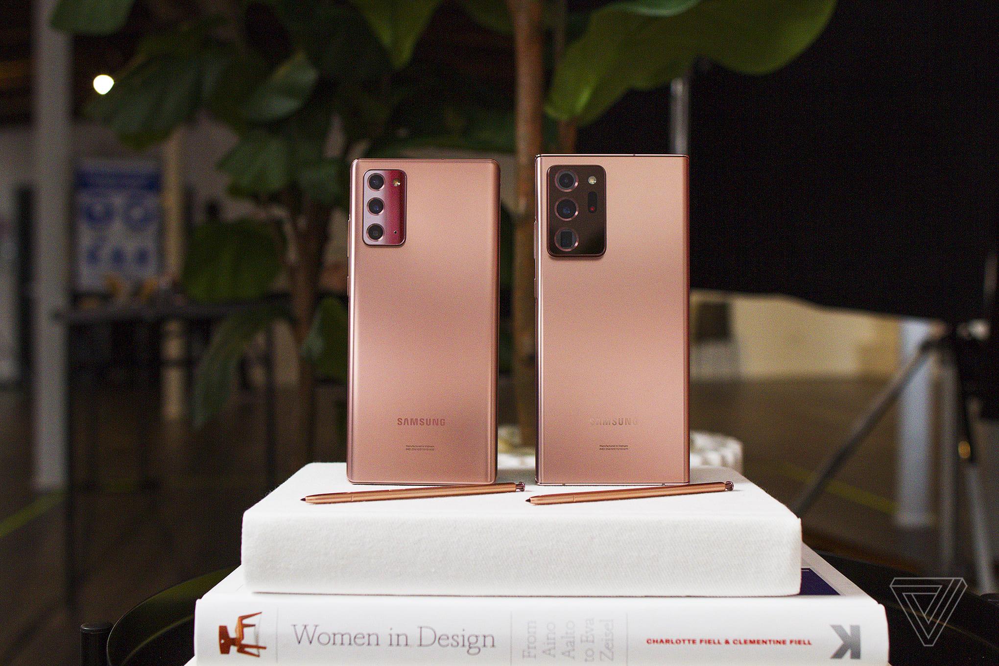 Tổng hợp những công bố chính của Samsung tại sự kiện Unpacked 2020