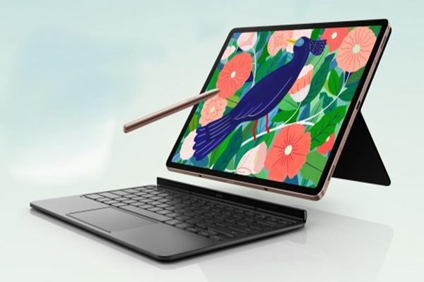 Samsung Galaxy Tab S7, S7+ ra mắt: Snapdragon 865 Plus, 5G, màn hình 120Hz