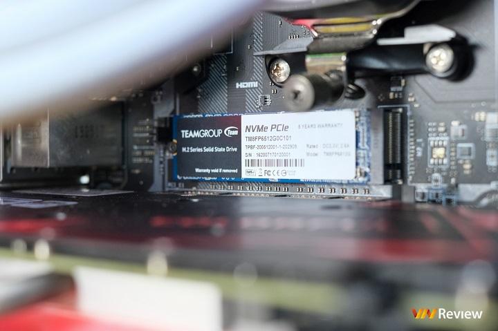 Đánh giá nhanh SSD M.2 TeamGroup MP33 512GB: Bổ, rẻ, trở ngại lớn nhất là… khó mua