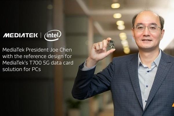 MediaTek trình làng modem 5G mới cho những chiếc laptop Intel thế hệ tiếp theo