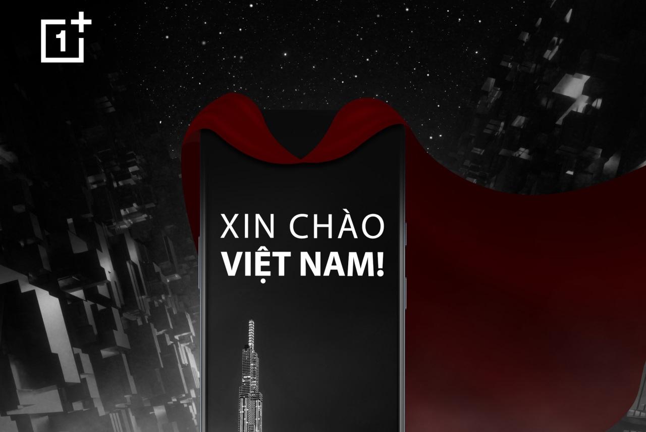 OnePlus chính thức xác nhận gia nhập thị trường Việt Nam