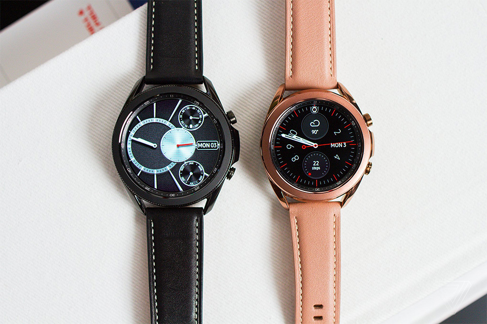 Samsung công bố giá Galaxy Watch 3 ở Việt Nam: 4 phiên bản, giá từ 9,5 đến 11 triệu đồng