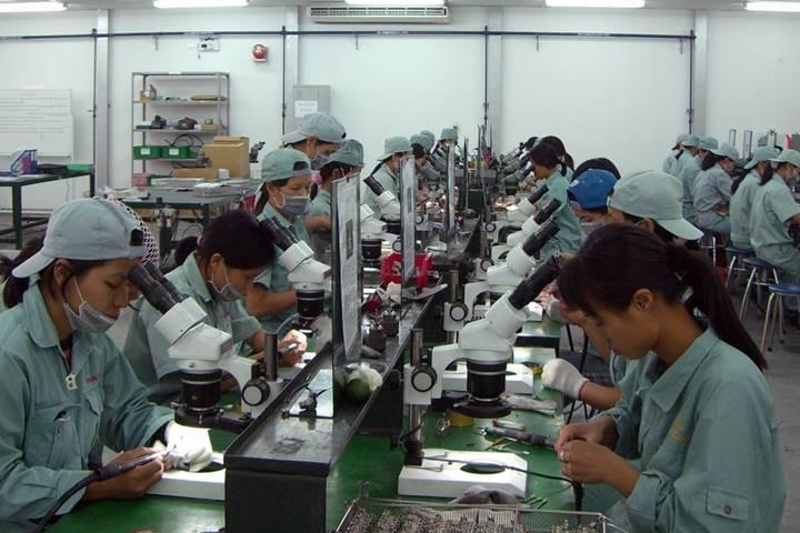 Việt Nam hưởng lợi từ sự dịch chuyển dây chuyền sản xuất của Nhật Bản khỏi Trung Quốc