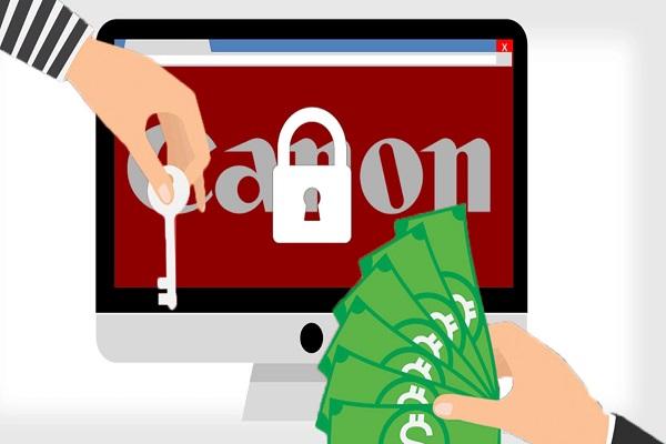 Canon bị tin tặc tấn công, mất 10 TB dữ liệu người dùng