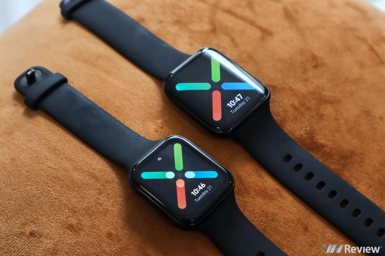 Thế Giới Di Động phân phối độc quyền smartwatch đầu tiên của Oppo
