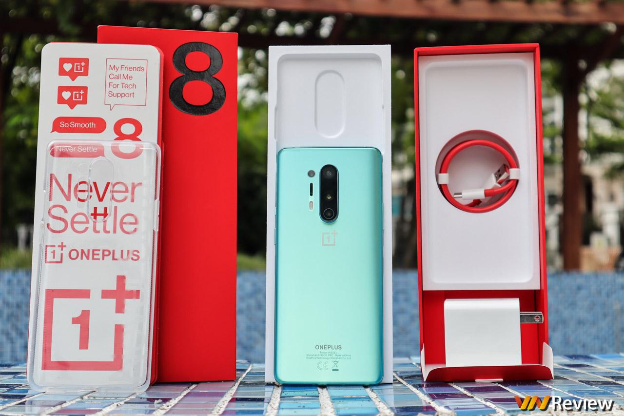 Trên tay OnePlus 8 Pro 5G sắp bán tại Việt Nam: đối thủ đáng gờm của Galaxy Note 20