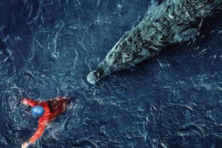 'Cá sấu tử thần': 'Tử thần' không đáng sợ, nội dung bình thường, kỹ xảo quá kém
