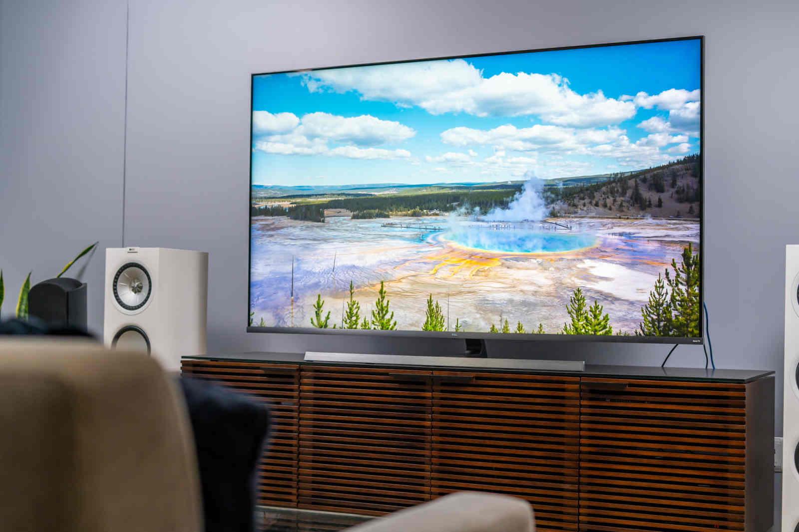 TV Samsung năm 2021 sẽ có đèn nền miniLED