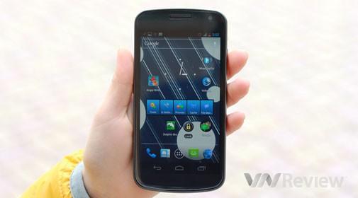 Galaxy Nexus 7 thoát lệnh cấm bán tại Mỹ