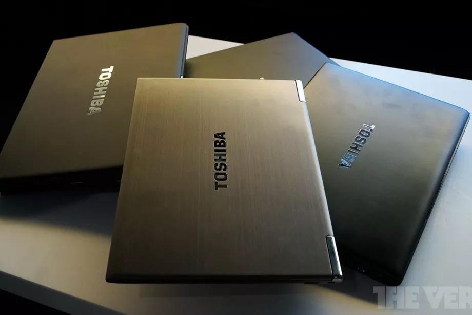 Toshiba chính thức rút lui khỏi mảng laptop