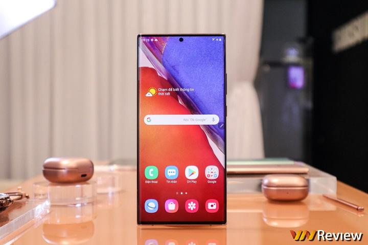 Galaxy Note 20 Ultra, Galaxy Z Fold 2 là 2 điện thoại đầu tiên trên thế giới sử dụng màn hình LTPO, tự chuyển về 1Hz để tiết kiệm pin
