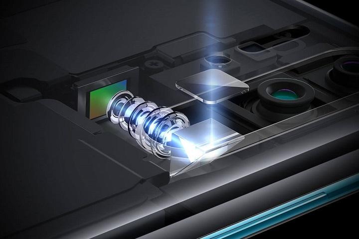 Ống kính tiềm vọng cho camera smartphone là gì?