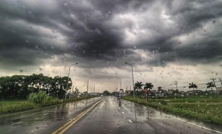 Bắc Bộ sắp có mưa lớn kéo dài