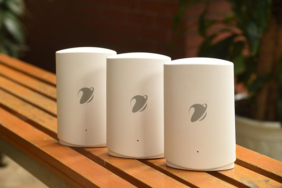 Giải pháp Mesh Wi-Fi của VNPT Technology phủ sóng 600 mét vuông, chỉ tốn hơn 2 triệu đồng