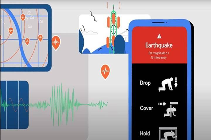 Mạng lưới cảnh báo động đất toàn cầu săp định hình từ chính những thiết bị Android