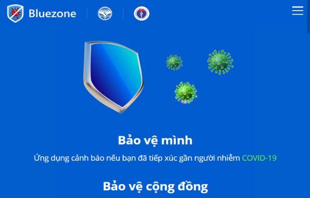 Bluezone: Không phục vụ thương mại, chẳng xâm phạm đời tư