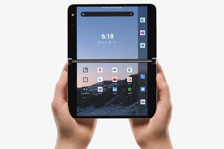 Theo bước Samsung, Microsoft cam kết cập nhật Android trong vòng 3 năm cho Surface Duo