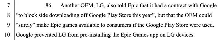 Epic Games tiết lộ, Google đã buộc OnePlus phải hủy thương vụ launcher Fortnite