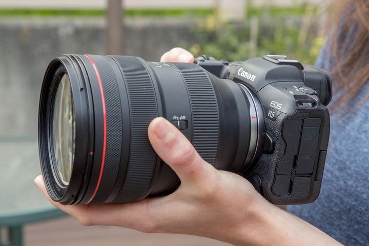 Canon chiếm 45,4% thị trường máy ảnh, nhiều hơn cả Sony, Nikon và Fuji gộp lại