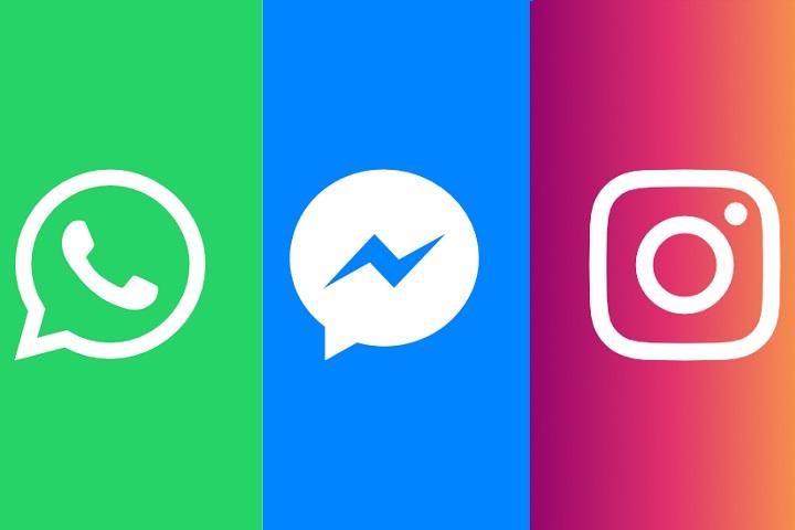 Facebook bắt đầu gộp ứng dụng Messenger, Instagram và WhatsApp