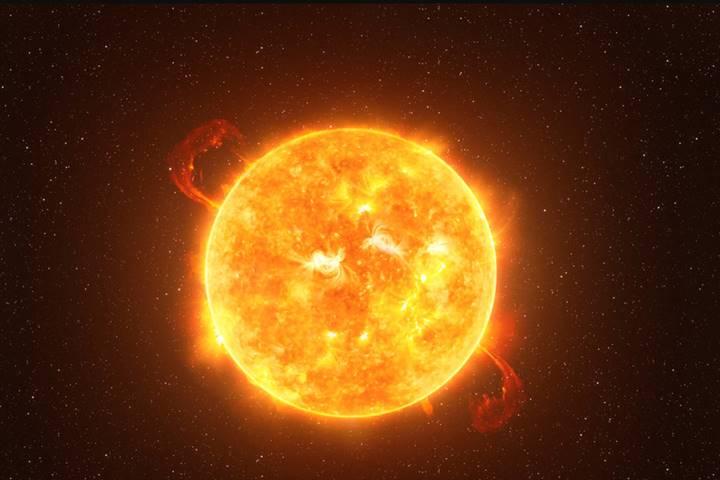 Bí ẩn về sự mờ đi của ngôi sao lớn Betelgeuse đã có lời giải thích