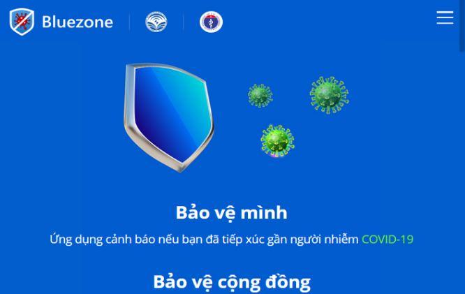 28 câu hỏi dành cho Bluezone - ứng dụng tiếp xúc gần phòng chống Covid-19