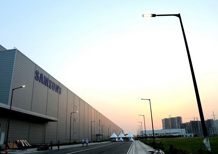 Samsung có thể sẽ chuyển phần lớn dây truyền sản xuất điện thoại thông minh tới Ấn Độ