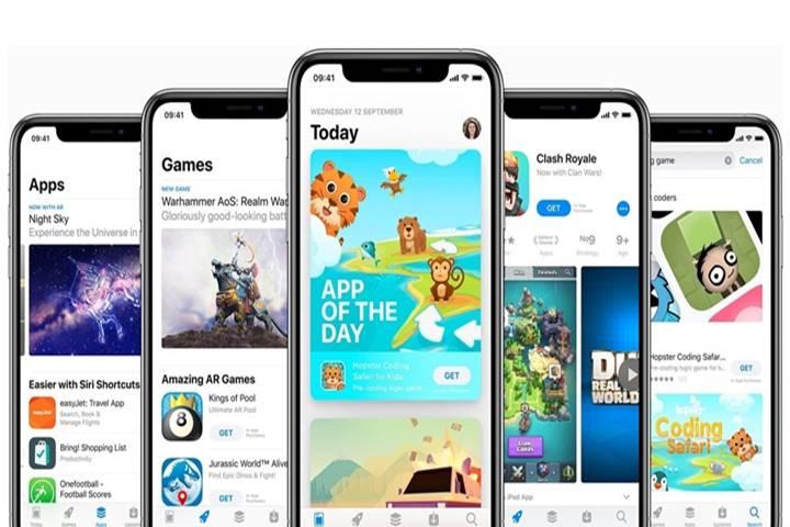 Lượt mua trên App Store tăng vọt nửa đầu năm 2020 do COVID-19