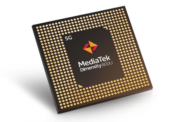 MediaTek công bố chipset Dimensity 800U hỗ trợ hai SIM 5G + 5G