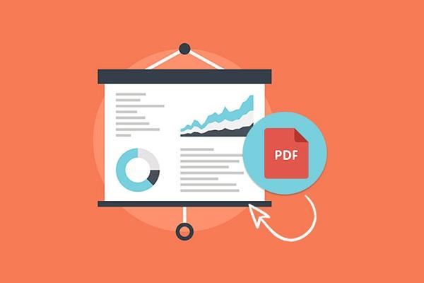 Cách thêm file PDF vào nội dung thuyết trình PowerPoint