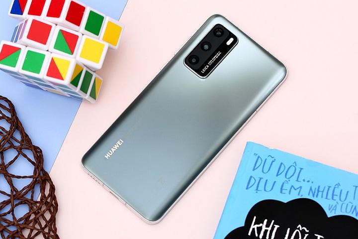 Huawei đang cật lực phát triển công nghệ nhận dạng vân tay toàn màn hình
