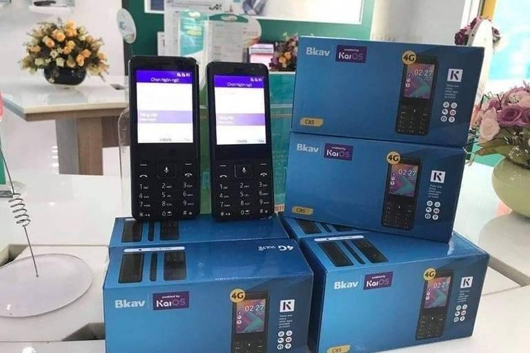 CEO Nguyễn Tử Quảng giải thích vì sao Bkav làm điện thoại 'cục gạch'
