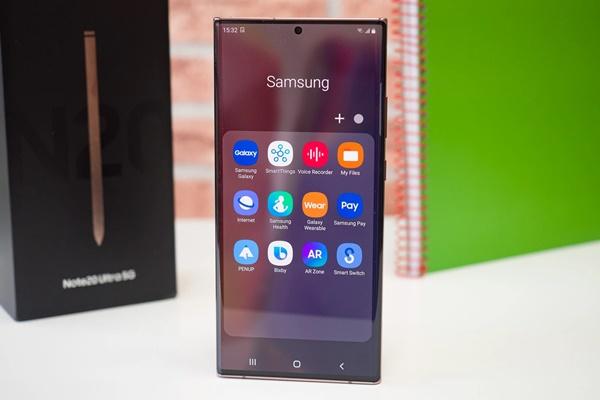 Pin Samsung Galaxy Note 20 Ultra trụ được bao lâu?