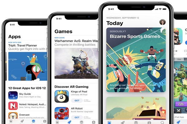App Store có khả năng bị cấm ở Trung Quốc