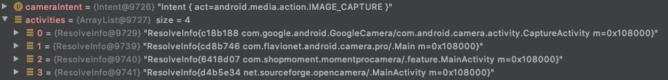 Android 11 loại bỏ bộ chọn camera, buộc mọi người chỉ sử dụng ứng dụng camera tích hợp