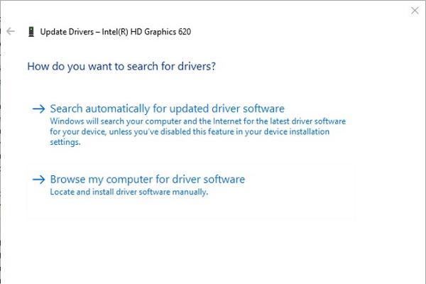 Microsoft lặng lẽ xóa bỏ mục tự động tìm kiếm driver trên Windows 10