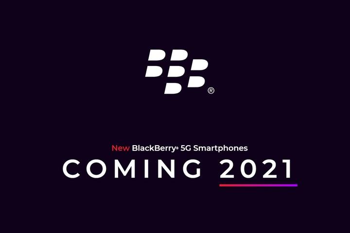 BlackBerry sẽ trở lại trong năm 2021 với một chiếc điện thoại Android có bàn phím vật lý và 5G