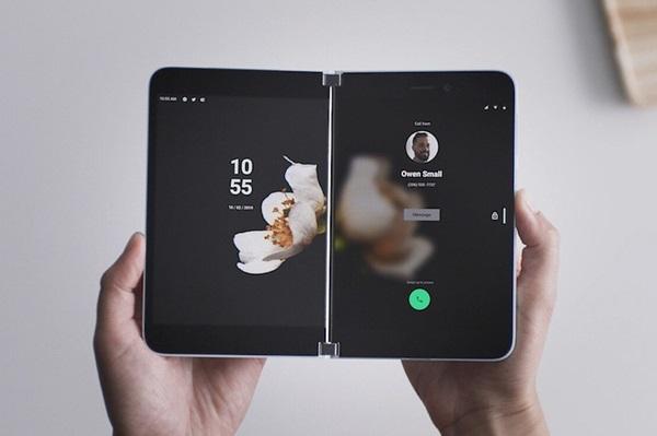 Lộ diện benchmark của Surface Duo: Khá tốt, nếu so với flagship của năm 2019