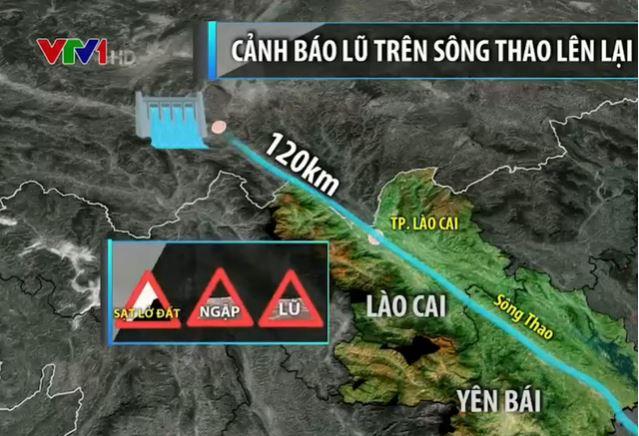 Trung Quốc xả lũ thượng nguồn sông Hồng, những nơi nào ở Việt Nam sẽ chịu ảnh hưởng?