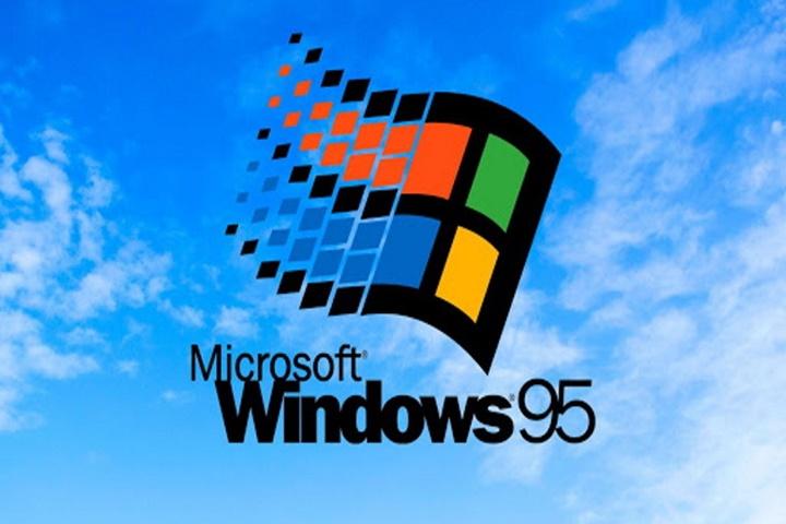 Windows 95 tròn 25 tuổi - một hành trình dài của Microsoft