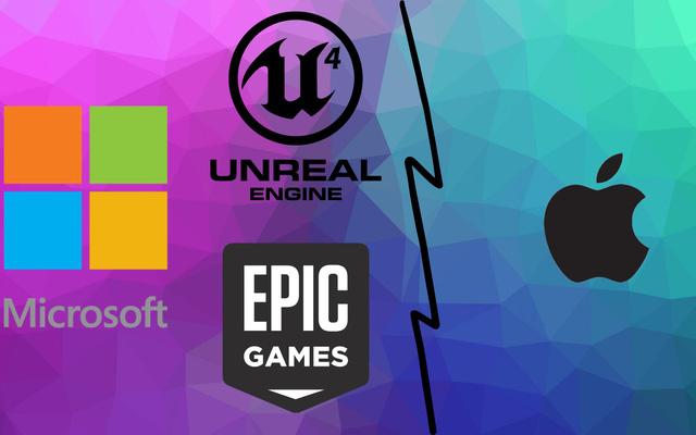 Apple không được chặn Unreal Engine, nhưng Epic cũng không thể đưa Fortnite quay trở lại App Store