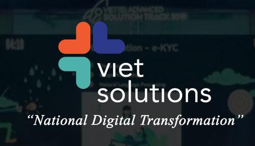 Viet Solutions 2020 có tới gần 70% hồ sơ hướng tới giải pháp phát triển kinh tế số Việt Nam
