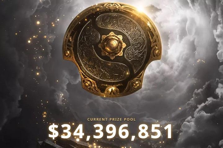 Giải thưởng của The International của Dota 2 tiếp tục phá kỉ lục, cán mốc 34.396.000 USD