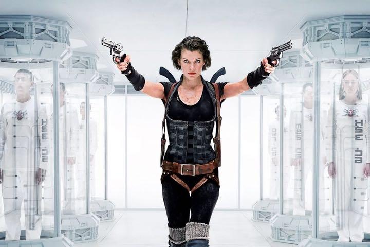 Game kinh dị sinh tồn Resident Evil đang được chuyển thể thành phim truyền hình