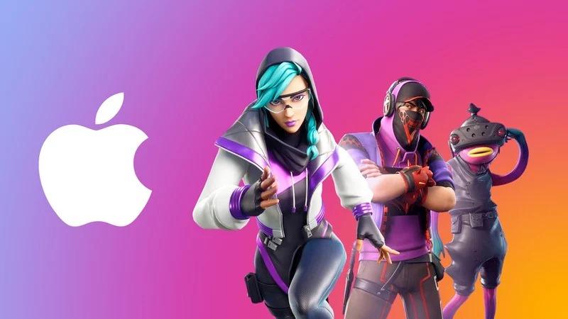 Epic Games gửi email đến người chơi Fortnite, đỗ lỗi cho Apple vì không thể đưa phần mới đến iOS